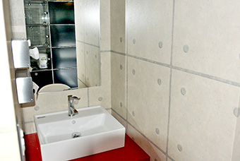 手洗い・パウダースペース